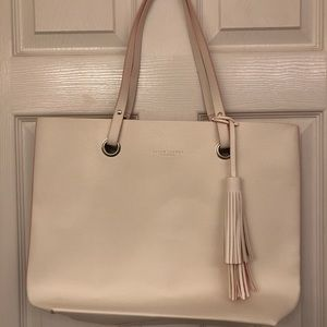 White Ralph Lauren Fragrance Tote